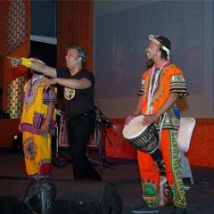 Drum Cafe India